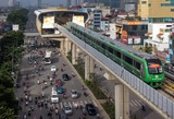 Hanoi Party chief urges acceleration of urban rail project