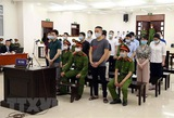 Big smuggling case at Nhat Cuong Company put on trial