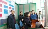 Lào Cai: Kiểm tra công tác phòng chống bệnh viêm phổi do Corona virus tại cửa khẩu
