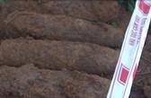 Quảng Trị: Phát hiện 27 quả đạn pháo trong vườn nhà dân