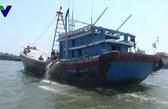 Quảng Ngãi: Giải cứu 4 ngư dân bị bắt giữ trái pháp luật