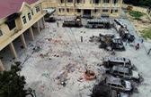 Bình Thuận khởi tố 8 người gây rối tại thị trấn Phan Rí Cửa