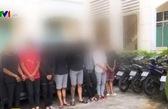 Bắt nhóm đối tượng chuyên trộm cắp xe máy tại Đà Nẵng