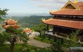 Hôm nay (22/12), các đại biểu tham quan Đường hầm Đất sét - Thiền viện Trúc Lâm