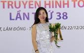 Nữ phóng viên điều tra vụ bảo kê chợ Long Biên: Giải Vàng LHTHTQ 38 đã tiếp thêm ngọn lửa nghề