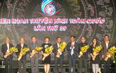 Danh sách Ban giám khảo của Liên hoan Truyền hình toàn quốc lần thứ 39