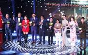 Lê Phương, Nhan Phúc Vinh - diễn viên xuất sắc Liên hoan Truyền hình toàn quốc