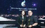 BTV Kim Oanh hạnh phúc khi giành được giải Vàng tại LHTHTQ lần thứ 40