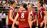 Vietnam downs Japan at Asian Volleyball Championship