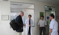 Vietnam and Australia exchange field hospital experiences