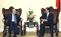 Vietnamese, Brazilian foreign ministers hold talks