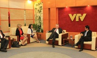 Leaders of VTV and DW meet to enhance cooperation