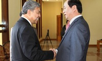 Vietnam, Malaysia to improve efforts to fight crime