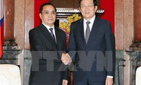 Vietnam and Laos enhance bilateral ties
