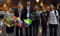 Vietnam wins 3 gold medals at Physics Olympiad