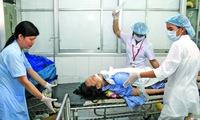 German heart charity grants 1.1 mil USD blood scanner to Vietnamese doctors