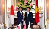 Vietnam's contribution to Mekong-Japan cooperation