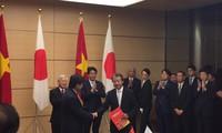 Japan - Vietnam press conference