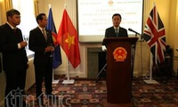 Vietnamese military attache office opens in UK