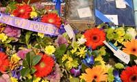 Overseas Vietnamese veteran pays tribute to fallen comrades