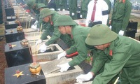 Vietnam and Cambodia cooperate to seek for soldier remains