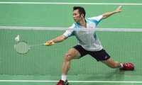 Int'l badminton tourney kicks off in HCM City