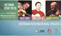 International Fingerstyle Guitar Festival held the first time in Vietnam