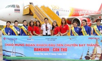 Can Tho - Bangkok air route to be launched