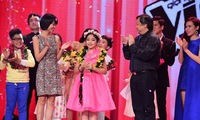 Trinh Nguyen Hong Minh masters The Voice Kids