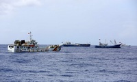 Coast Guard active in protecting fishermen