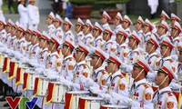 Contributions of the VN Military Ceremonial Unit