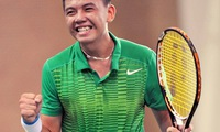 Ly Hoang Nam ranked 14th in world junior tennis rankings