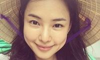 Miss Korean Honey Lee shines in Hoi An