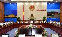 Socio-economic development discussed at cabinet meeting