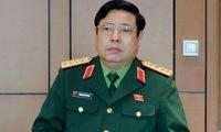 Vietnam dismisses report of defense minister's death