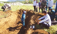 Resting place of 16 war martyrs believed to be uncovered