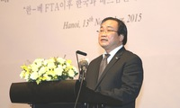 1st Vietnam - South Korea Economic Forum kicks off