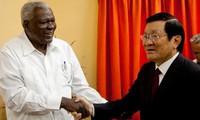 Vietnam to deepen ties with Cuba
