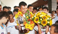 Nam achieves highest ATP ranking for Vietnamese tennis player