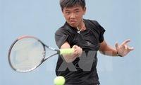 Vietnam's tennis player rises in world rankings