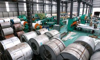 Imported steel hinders Vietnam steel industry