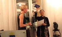 Vietnamese poet receives Cikada Prize