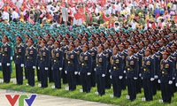 Vietnam military might on display for National Day