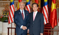 Vietnamese Prime Minister visits Malaysia
