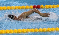 Swimmers eye Paralympic entry
