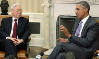 Party chief Trong's visit to the US receives global coverage