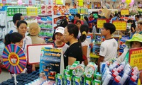 Retail, services sales hit US$110 billion