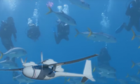 Boeing patents a design for a drone that converts into a submarine