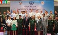 Vietnam, United States partner on global peace initiative