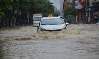 Flash-flood wreaks havoc in Quang Ninh